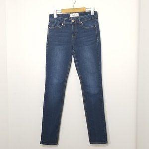 Jordache | Curvy Skinny Dark Wash Denim Jeans 6